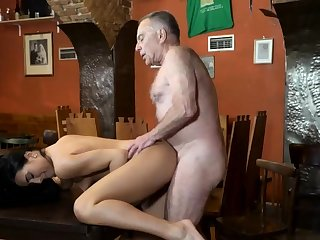 Penny step confessor and old woman fuck young girls Can you