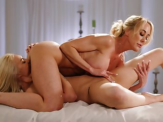 Preferred scene when two cougars go intimate much the same as that