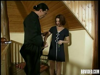 Cute amateur stranger Germany gives a handjob and gets penetrated