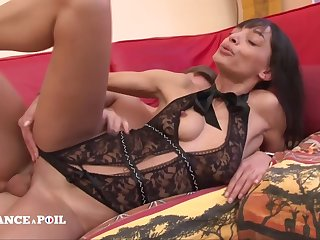 La France A Poil - Candice's Sister Want Concerning Try An Anal