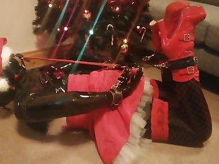 Louise Latex, Naughty Santa